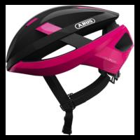 Viantor Fuchsia Pink cykelhjelm fra Abus