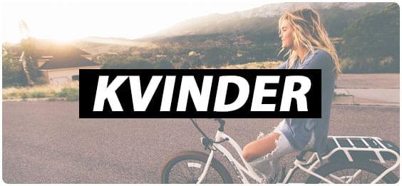 Cykelhjelme til kvinder