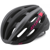 sort/pink Giro Saga Cykelhjelm